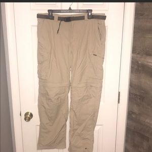 Men's Columbia Convertible, Breathable Pants